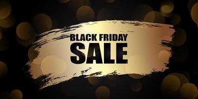 banner de venda sexta-feira negra
