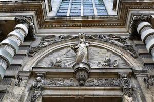 fachada de la catedral de la havre