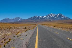 Mountains in San Pedro de Atacama
