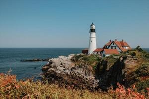 Portland Headlight, Maine photo