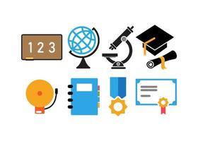 School item set vector