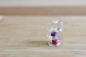 Yarn and a thread spool