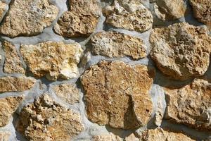close-up de parede de pedra