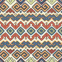 patrón tribal sin costuras