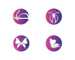 vlinder logo pictogram