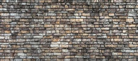 parede de tijolos gastos
