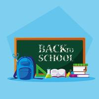 Back to school set items