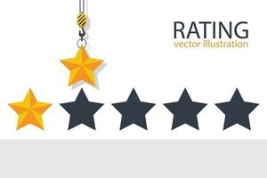Crane hook rating 2-star