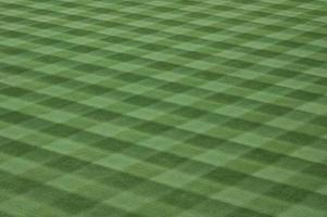 campo de beisebol verde foto