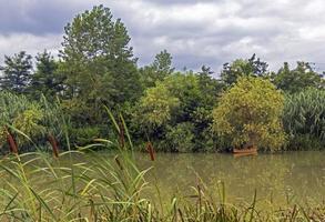 The Shiroud River in Tonekabon City