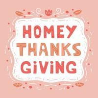 letras caseiras de agradecimento à mão