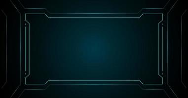 futuristic frame free vector art 1 999 free downloads https www vecteezy com vector art 1313804 blue square frame technology futuristic interface hud