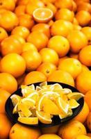 des oranges