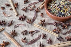 cinnamon and aniseed photo