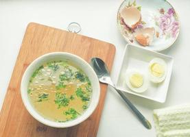 sopa de galinha