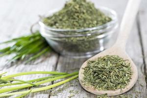 Dried Chive photo