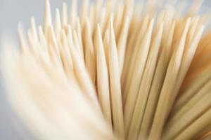 Blur of abstract Toothpick