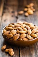 Almond photo