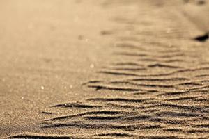 fondo de textura de arena del desierto foto