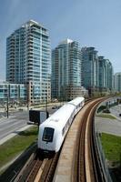 Elevated Light Rail photo