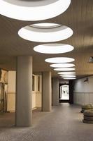 Circular window lights