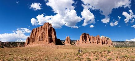 Cathedral Valley photo
