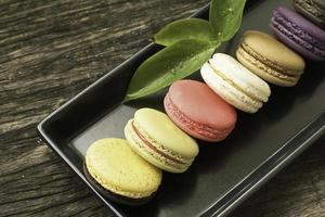 Macaroon Cookies Variety photo