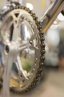Vintage chainring photo
