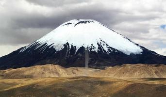 Parque Nacional Lauca, Chile, Sudamérica foto