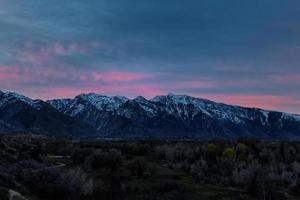 Touching the Wasatch photo