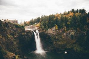 Snoqulmie Falls photo