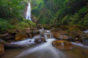 Khun Korn waterfall photo