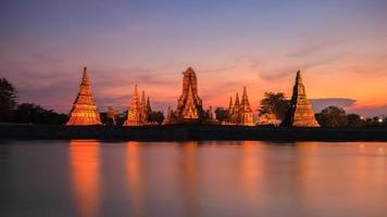 Wat Chaiwatthanaram photo