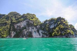 parque nacional khao sok suratthani tailandia foto