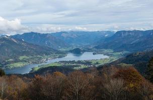 vista de zwolferhorn foto