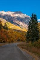 San Joaquin Ridge fall Colors Colorado Autumn Landscape