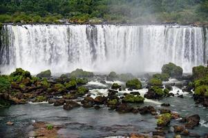Iguazu waterfall, Brazil photo