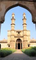 parque arqueológico de pavagadh sitio del patrimonio mundial panchmahal dis foto