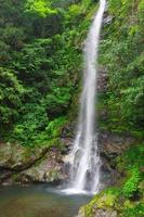 waterfall called  Tarumae Taki