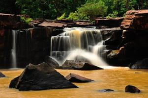 Tadtone waterfall photo