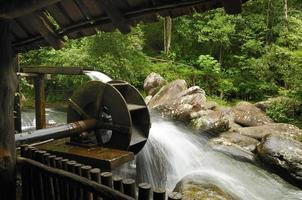 Water mill photo