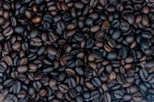 The coffee beans seamless background for graphics.