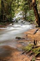 cascada pha dok seaw, parque nacional doi inthanon