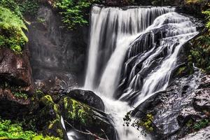 Spring Waterfall photo