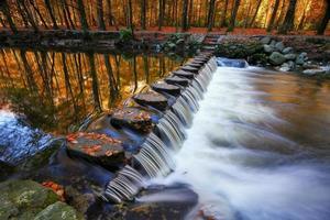 Flowing Autumn photo