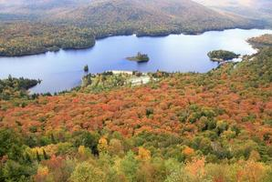 Mont Tremblant National Park in autumn (XXXL)