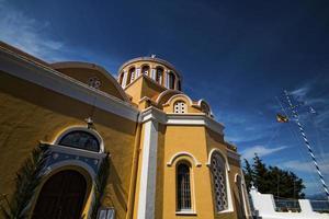 iglesia ortodoxa griega foto