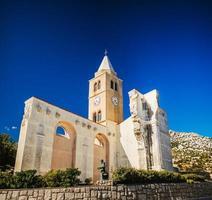 iglesia católica de st. charles boromejskog foto