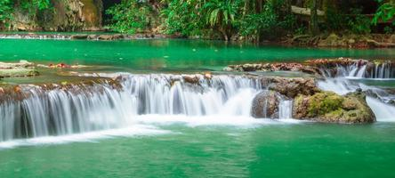 Andaman Thailand outdoor photography of waterfall
