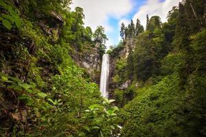 Waterfall of Maral photo